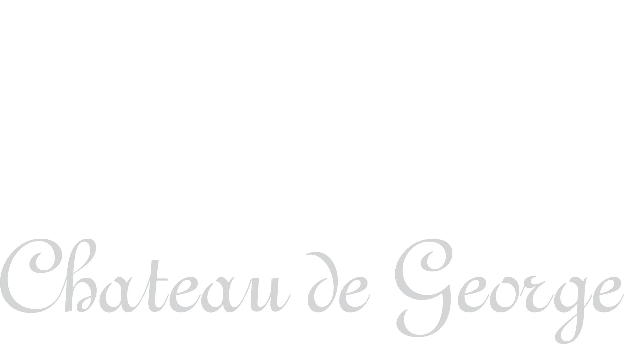 CHATEAU DE GEORGES